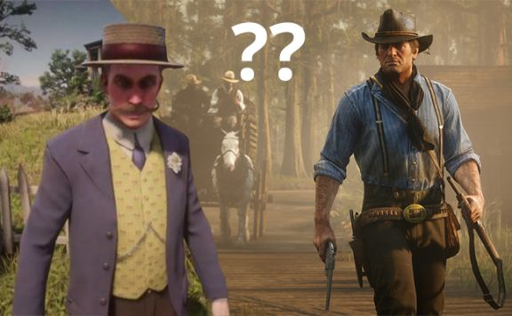 Red Dead Redemption 2 Rätsel Titel
