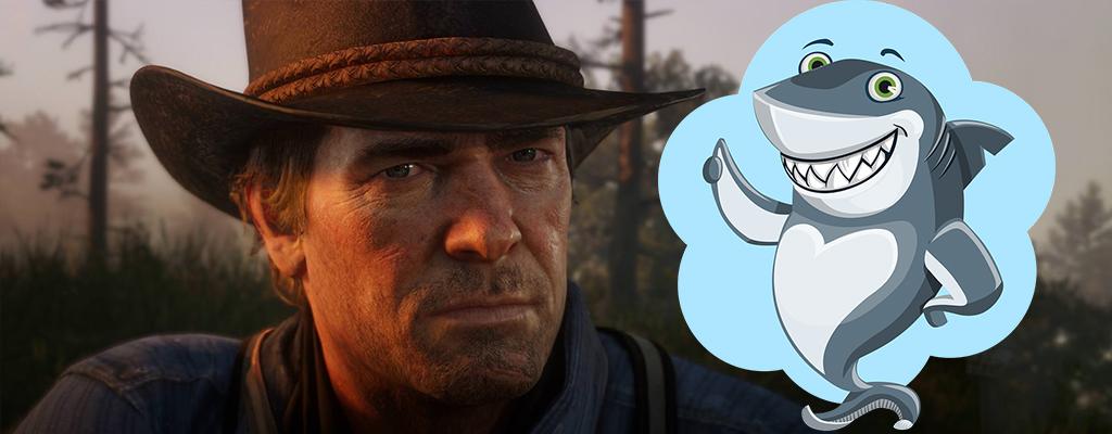 Red Dead Redemption 2: So findet Ihr den versteckten weißen Hai