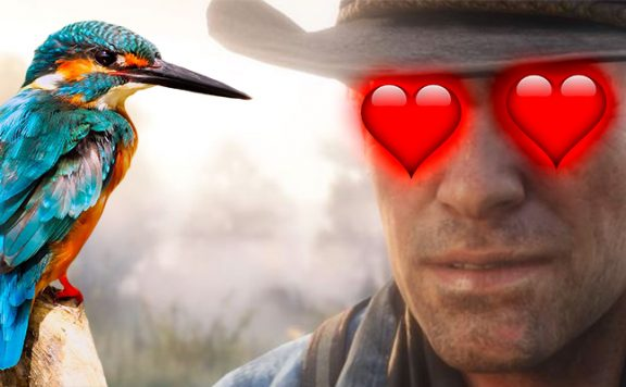 Red Dead Redemption 2 Vogel Liebe3