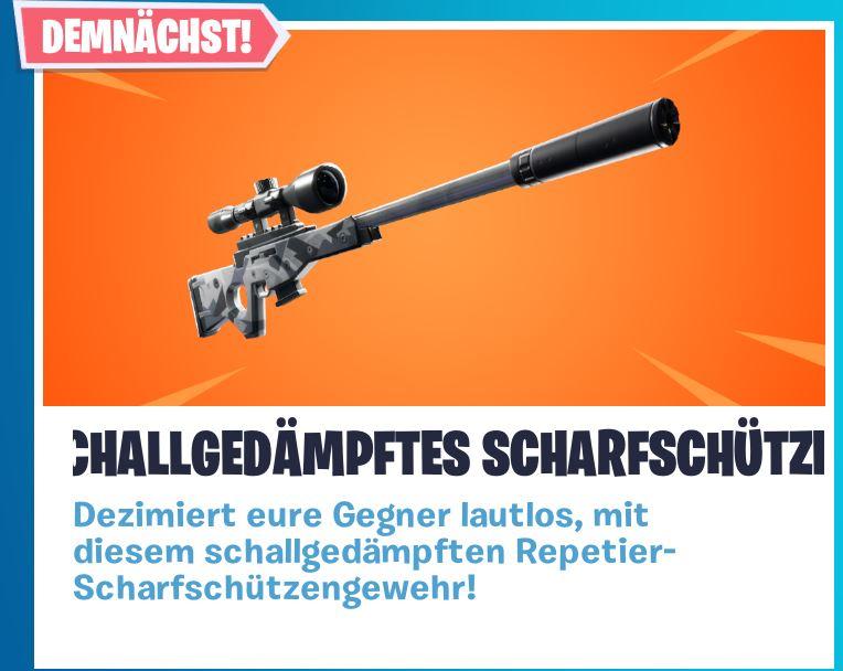 Scharfschützen-gewehr-fn