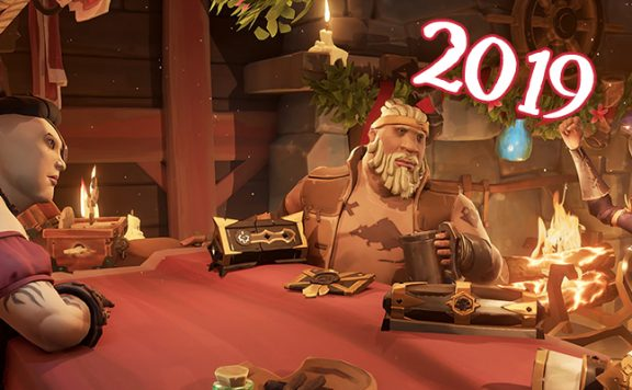 Sea of Thieves 2019 Titel2