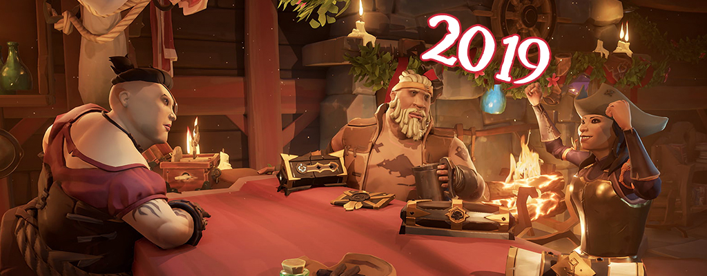 So will Euch Sea of Thieves 2019 ins Piraten-MMO locken