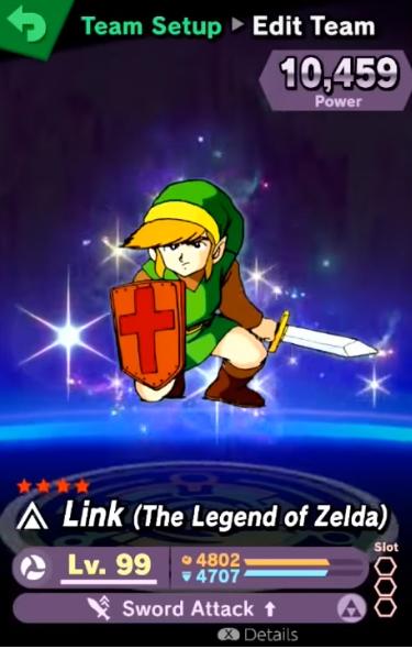 Super Smash Link