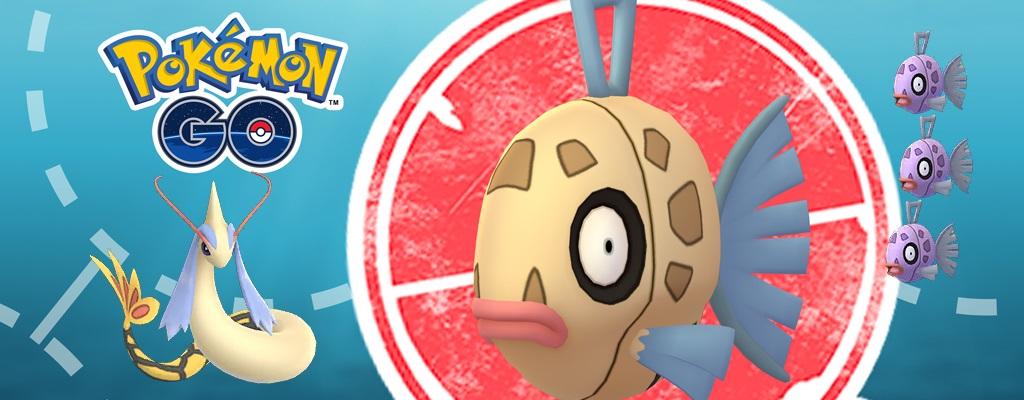 Pokémon GO startet bald Event mit Shiny Barschwa