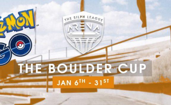 Titelbild Boulder Cup