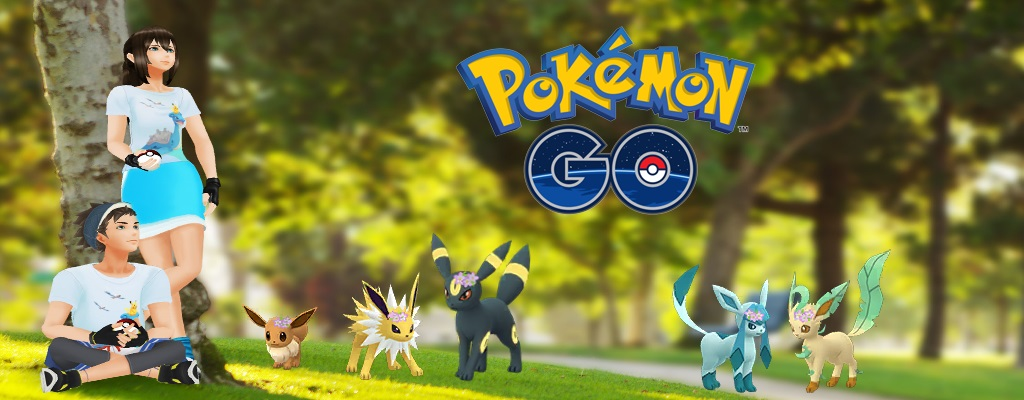 Pokémon GO: Dataminer findet Blumenschmuck für Evoli-Familie