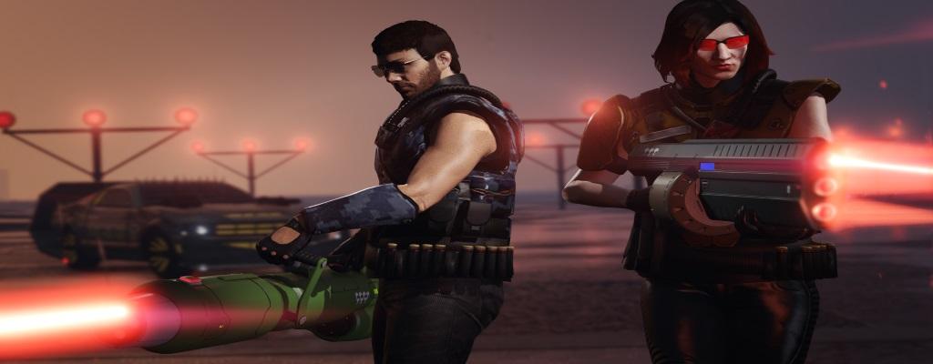 GTA Online bringt Laserwaffen, doch Fans wollen lieber Cowboys sein