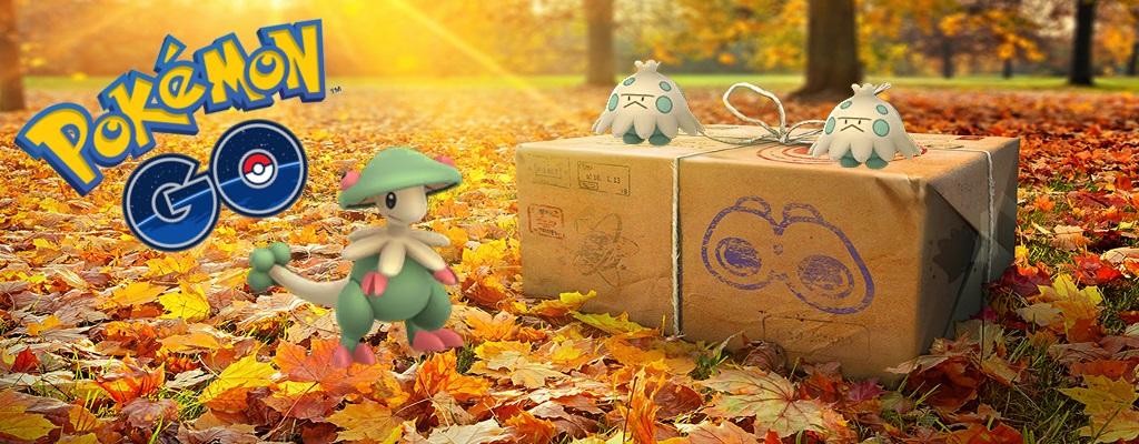 Pokémon GO: So gut ist Kapilz mit der neuen Attacke Strauchler
