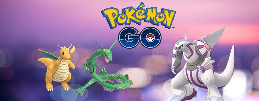 Pokémon GO: Spieler zeigen, wie leicht man Palkia im Duo besiegen kann