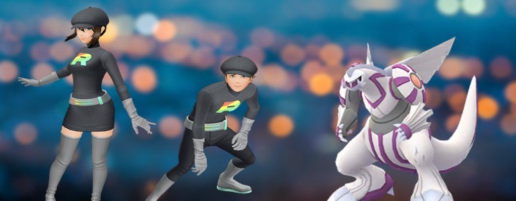 Titelbild Palkia Pokemon GO