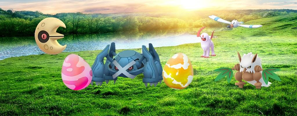 Pokémon GO: Das sind die neuen Raidbosse im Hoenn-Event