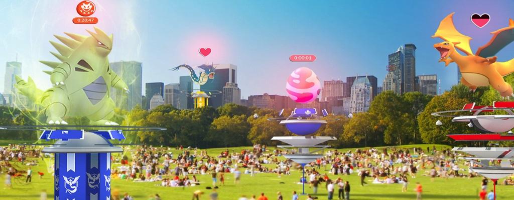 Pokémon GO reduziert die Sichtweite und die Spieler sind wütend