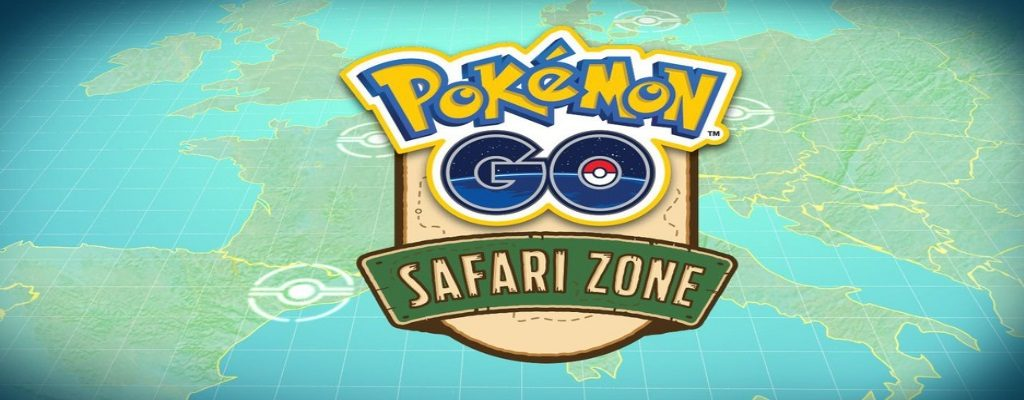 Safari Zone Badge