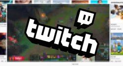 Twitch Stream Übersicht Titel