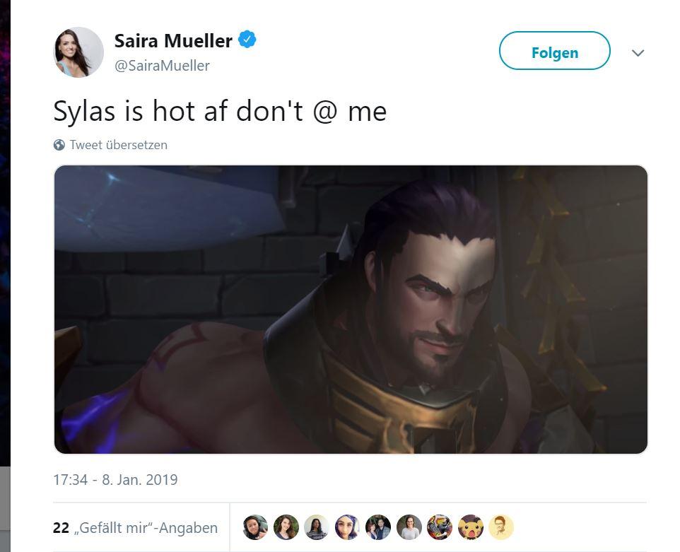 Twitter-Sylas