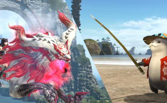 final fantasy xiv patch 4.5 guide header