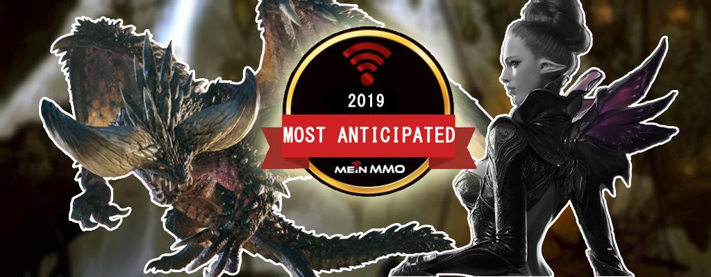 Auf diese neuen MMOs und Online-Spiele freut Ihr Euch 2019 am meisten