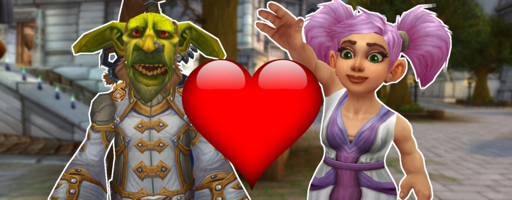 Das niedlichste ungleiche Paar in World of Warcraft hat überlebt
