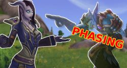 WoW Phasing title