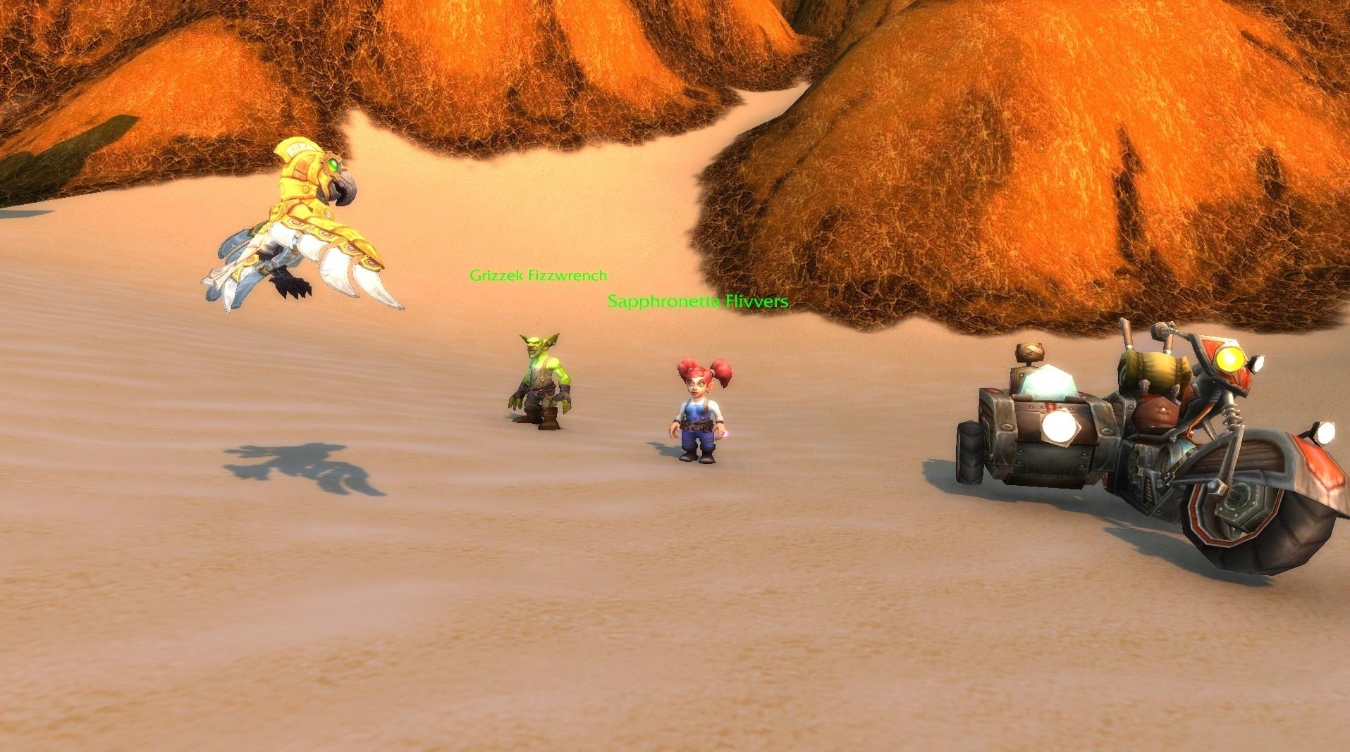 WoW Saffy Quest 3