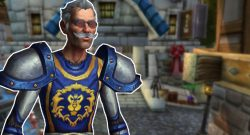 WoW Stormwind Stan Lee Soldier title