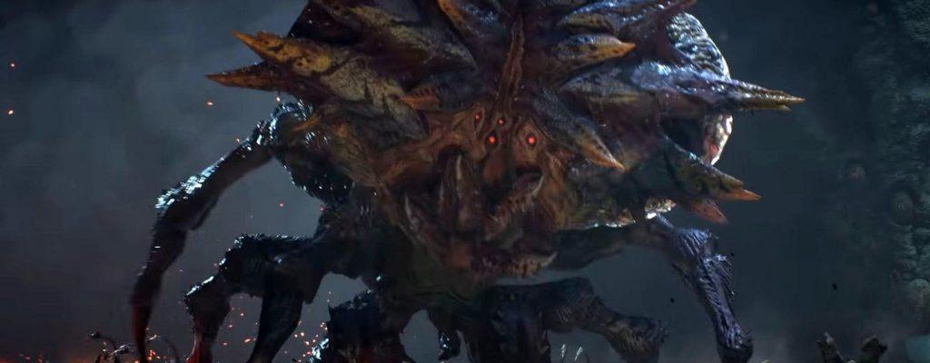 """Spieler erlegen unsichtbare Riesen-Spinne in Anthem, fragen """"War das der Hardmode?"""""""