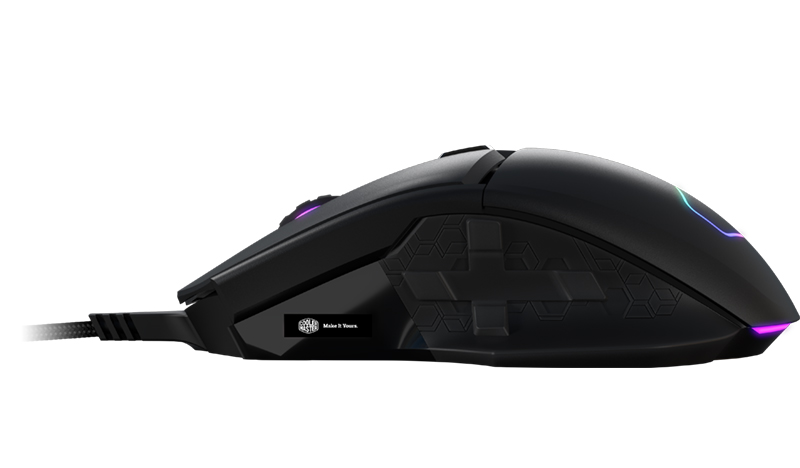 cooler master mm830 mmo gaming maus 1