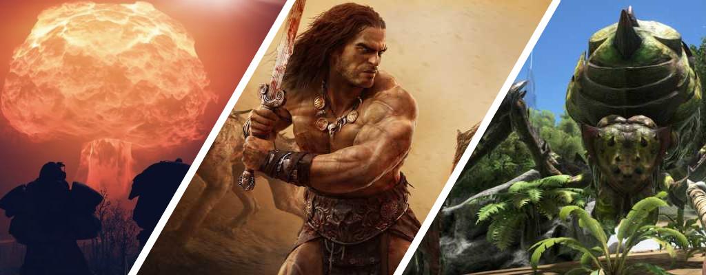 Die 10 besten Survival-Games in 2019 für PS4, Xbox und PC