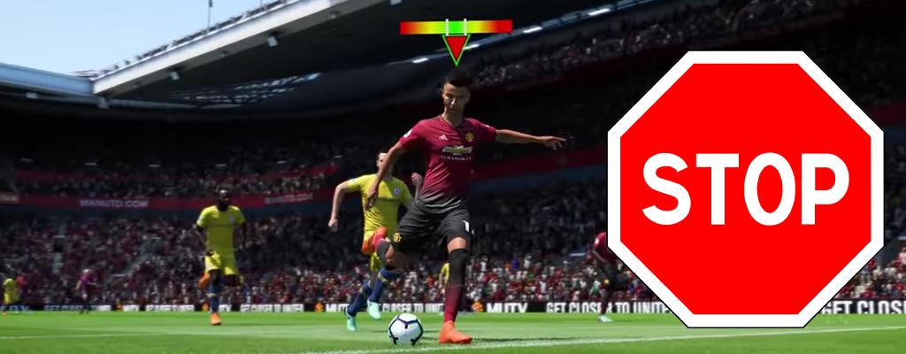 Wer nach dem Patch in FIFA 19 noch gewinnen will, muss Fußball spielen