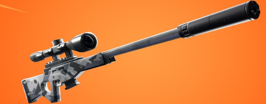 Fortnite: So stark ist die schallgedämpfte Sniper in den ersten Stunden