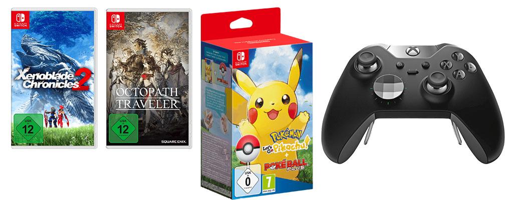 Gönn-dir-Dienstag: Pokémon im Bundle mit Pokéball zum Bestpreis