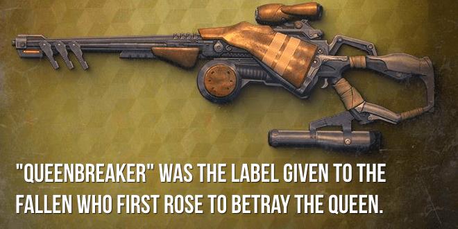 queenbreaker d2