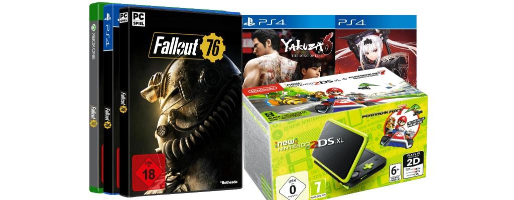 Saturn.de: Fallout 76 aktuell wieder für 29 Euro zu haben