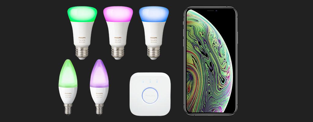 Saturn Angebote mit Philips Hue – Mehr Farbe für euer Gaming-Zimmer