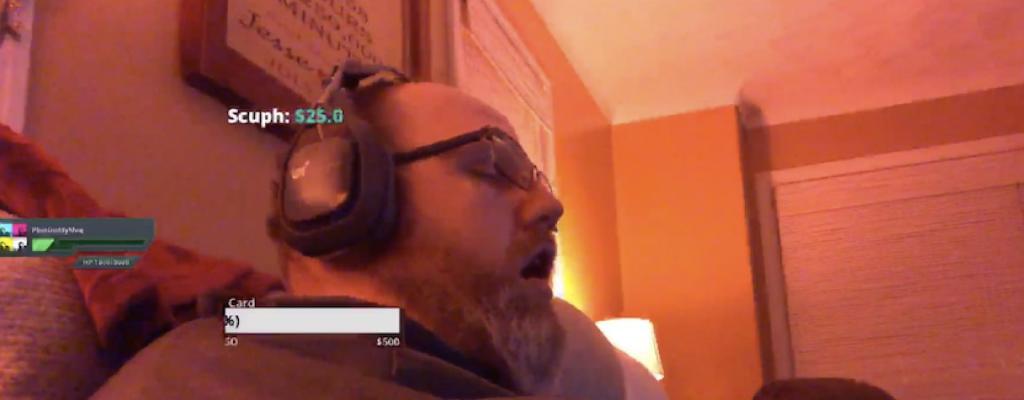 Unbekannter Streamer schläft auf Twitch ein, wacht auf, ist berühmt