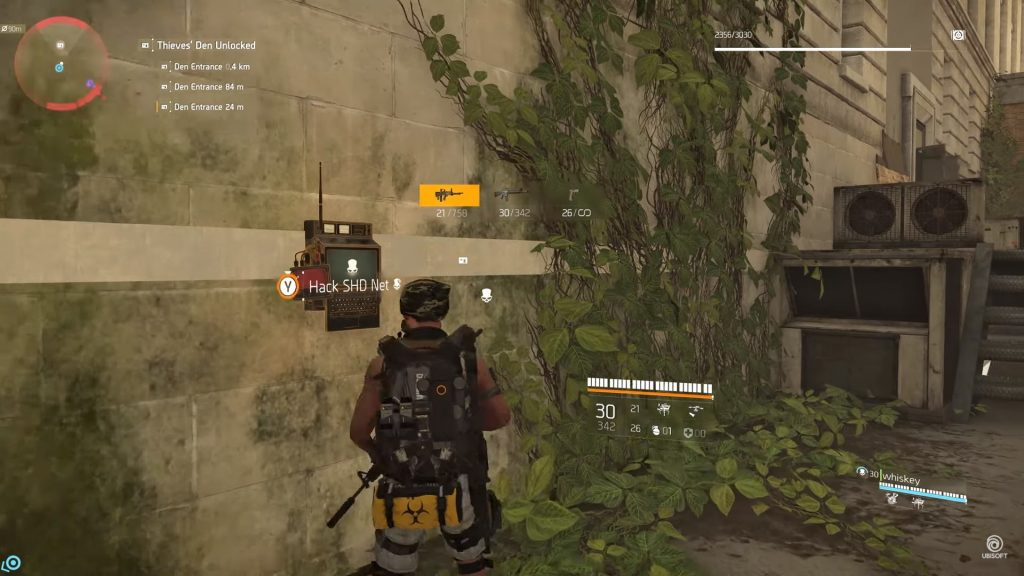the division 2 hack