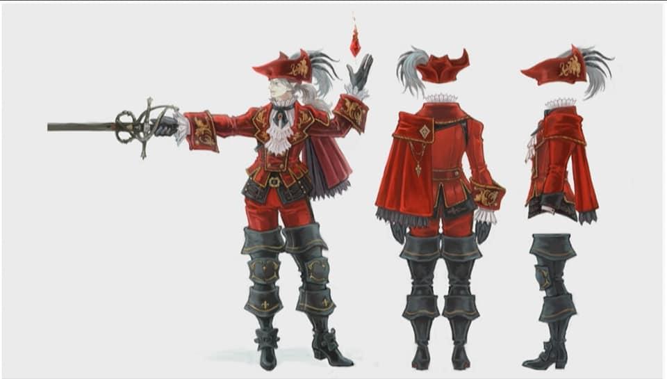 final fantasy xiv shadowbringers rotmagier rüstung 1