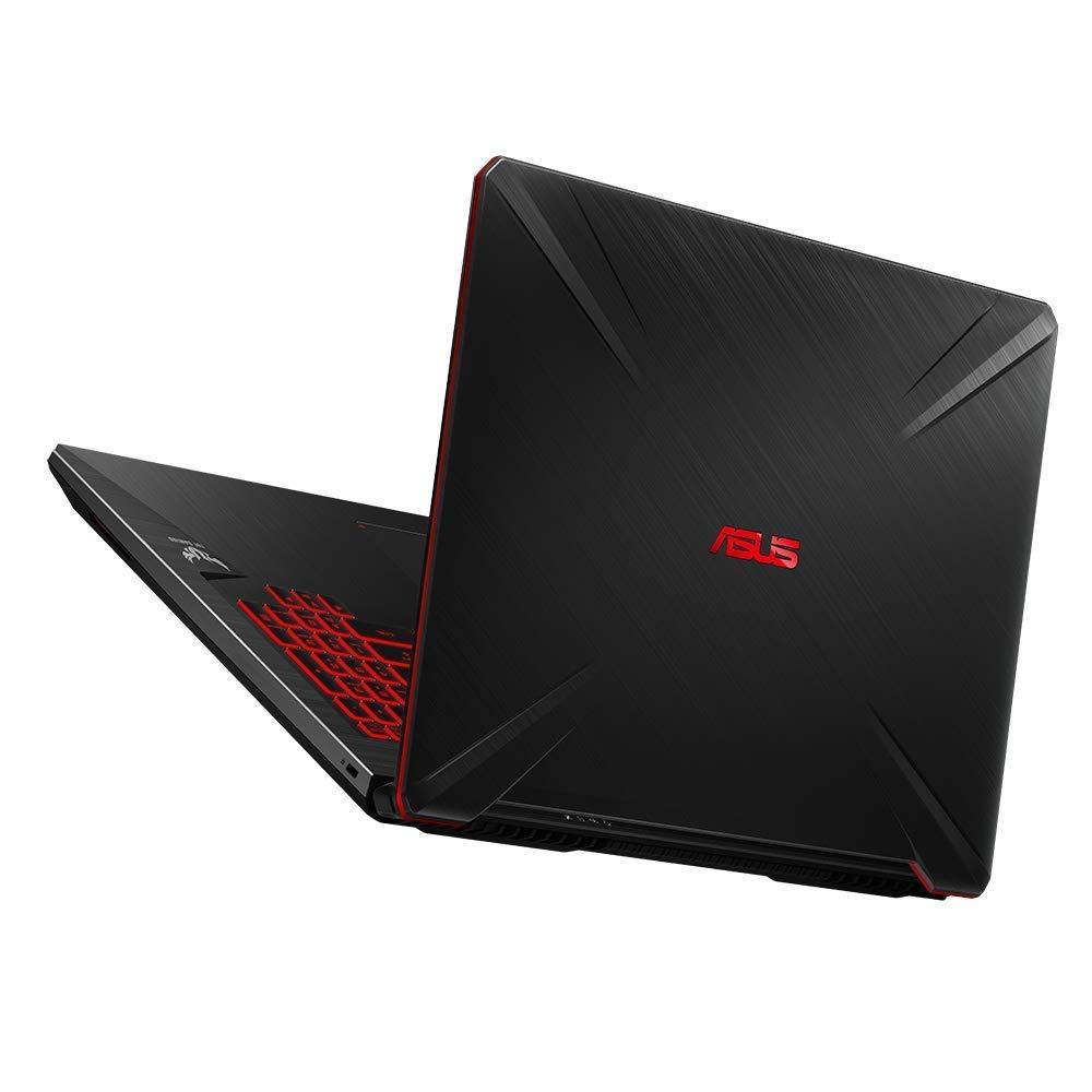 Asus TUF Gaming FX705GM Gaming-Notebook (Rückseite)
