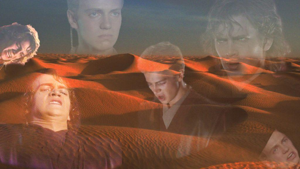 Anakin Meme Sand