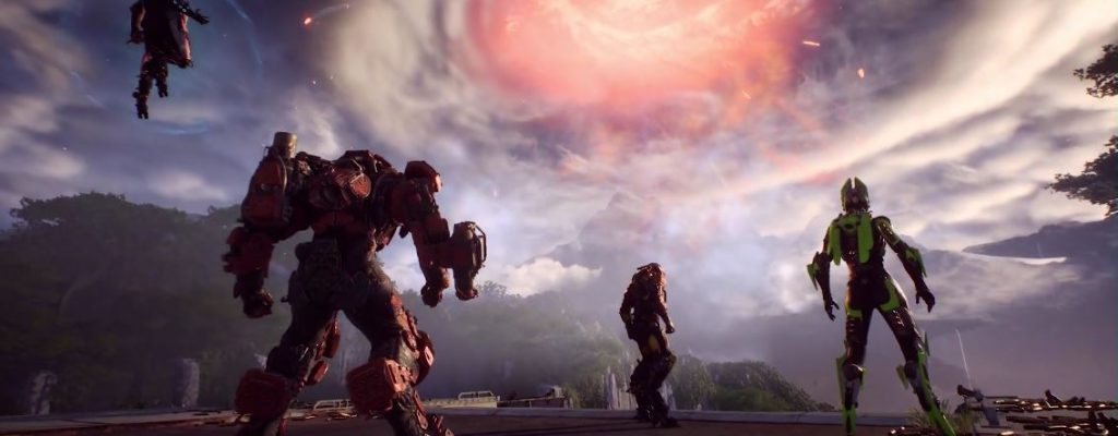 Neues Video zu Anthem zeigt, wo das Endgame wirklich beginnt