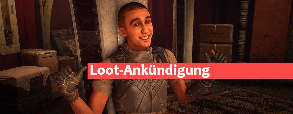 Anthem Loot Ankündigung Owen