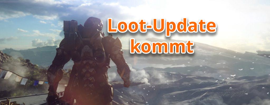 Änderungen für Loot in Anthem kommen – Boss-Kills lohnen sich bald