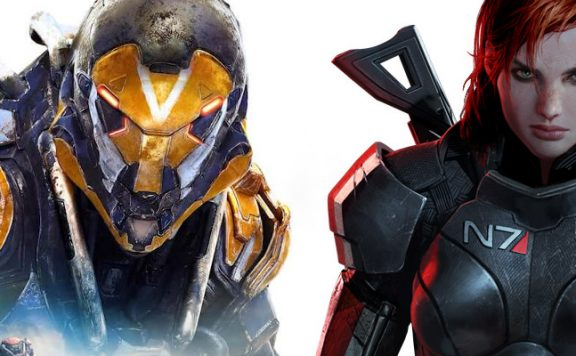 Anthem Mass Effect title