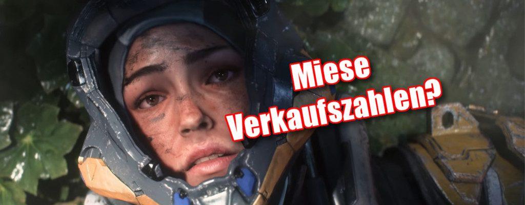 Anthem Miese Verkaufszahlen title