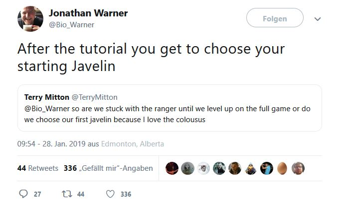 Anthem Tweet tutorial