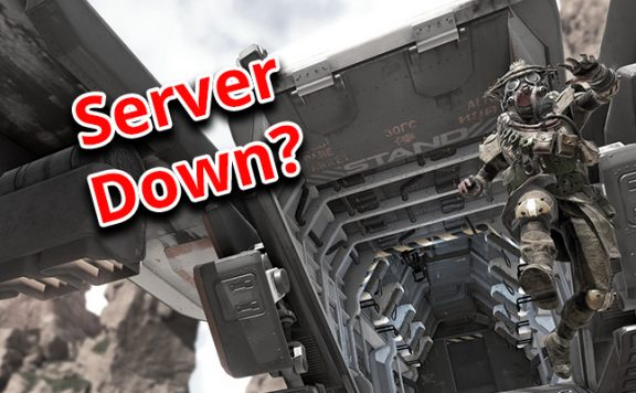 Apex Legends Server Down Titel