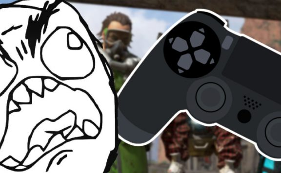 Apex Legends Spieler auf PS4 sind Egos Titel