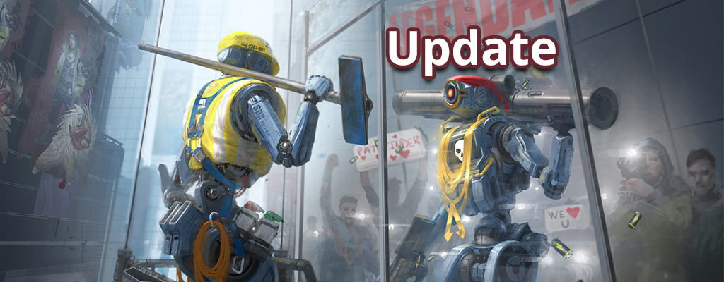 Apex Legends: Patchnotes des Februar-Updates – Was steckt drin?