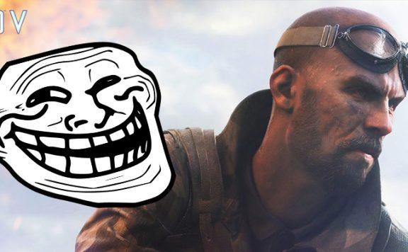 Battlefield 5 Troll Titel