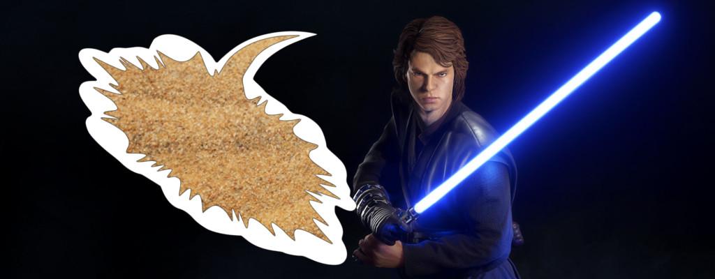Anakin bekommt in Battlefront 2 seine peinlichste Voiceline